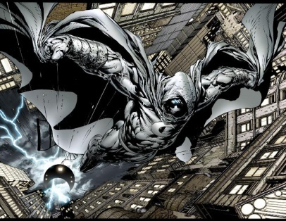 Moon Knight from the Avengers