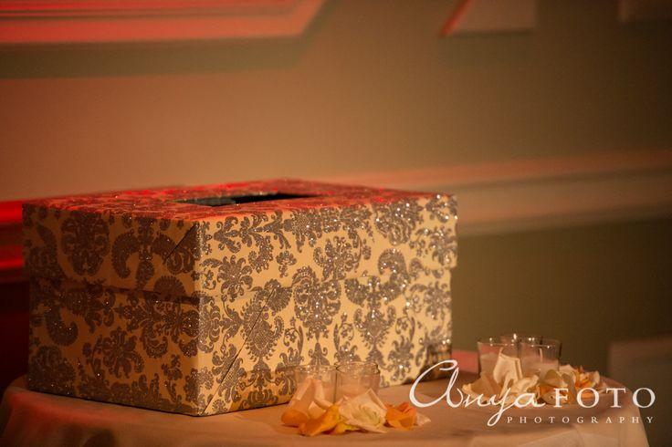 Wedding Gift Table anyafoto.com, #wedding, wedding gift box, wedding card box, victorian print wedding card box, wedding card box ideas, wedding card box designs