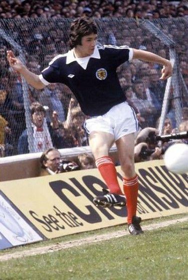 George Burley Scotland 1979