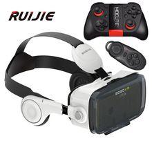 Xiaozhai Z4 BOBOVR VR Коробка 360 Градусов 3D VR Виртуальная Реальность Гарнитура 3D Фильм Игры Частный Театр с Наушников + MOCUTE-50 //Цена: $23 руб. & Бесплатная доставка //  #technology #tech