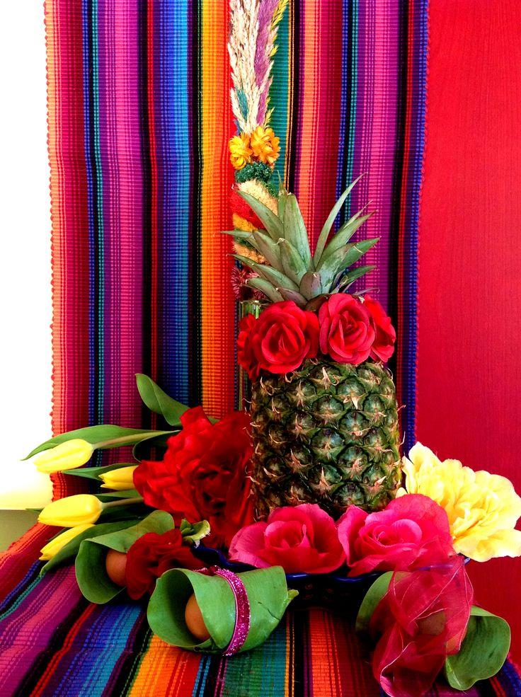 1 forelements pomysly na wielkanocne dekoracje swiateczny stol easter deoration ideas holiday table interior design bold saturated colors projektowanie kolorowy wystroj wnetrz boho etno