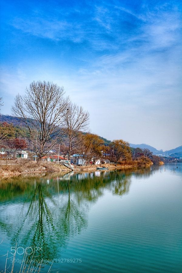 Seorang-dong Culture Village by Hippo_sweat_is_red