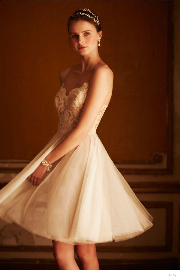 BHLDN Launches Ballet Inspired Wedding Dresses for Fall
