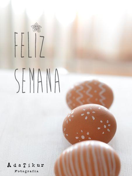 Semana Santa, Huevos de Pascua, handmade, manualidades (http://adatikur.com)