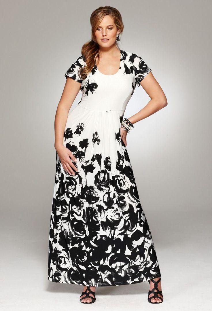 Plus Size Floral Maxi Dress   Plus Size Maxi Dresses   Avenue