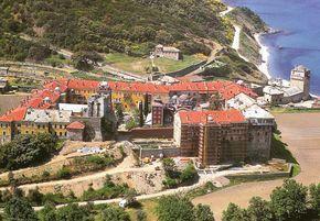 Portărița Ivironului   Sfântul Munte Athos