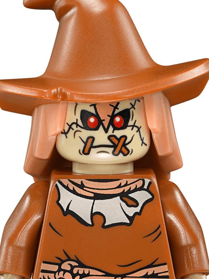 Scarecrow - Characters - DC Comics Super Heroes LEGO.com