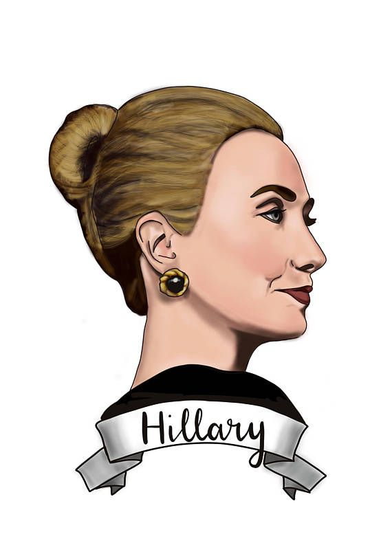Charity Hillary Clinton HRC digital download all proceeds