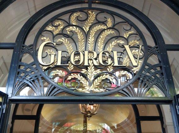 I love travellingDéjeuner en terrasse à La Galerie au Four Seasons George V Paris - I love travelling