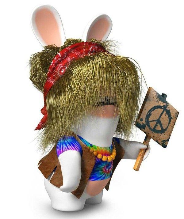 Les 25 meilleures id es concernant lapin cretin sur pinterest jeux de lapins cr tins lapin en - 4 images 1 mot poussin lapin ...