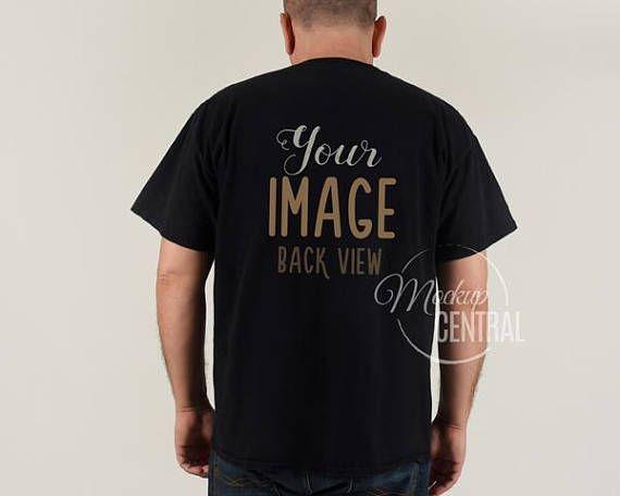 Download Best Free Blank Mans Black T Shirt Apparel Mockup Back View Fashion Psd Free Psd Mockup Templates Clothing Mockup Mockup Free Psd Free Packaging Mockup