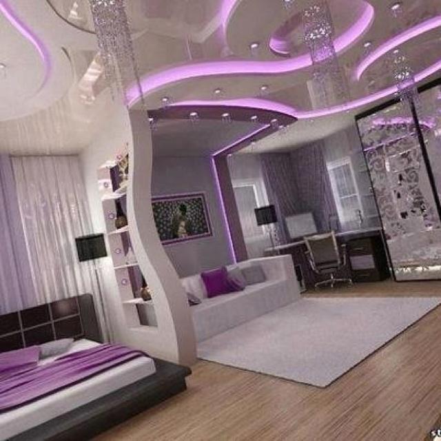 sick ceiling: Decor, Purple, Dream House, Bedrooms, Design, Dream Rooms, Bedroom Ideas, Dreamhouse