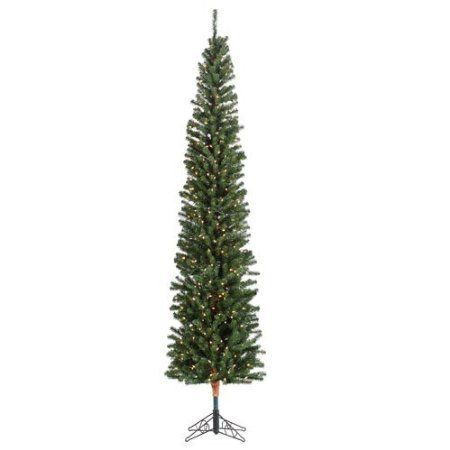 10 Foot Slim Christmas Tree