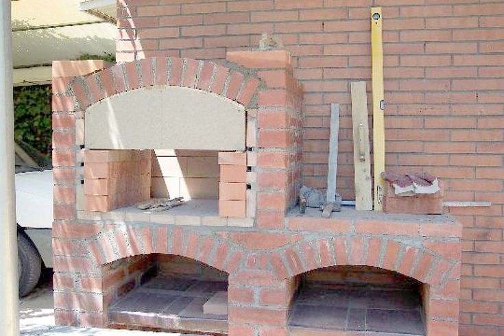Materiales necesarios para construir una barbacoa de obra for Ideas para barbacoa