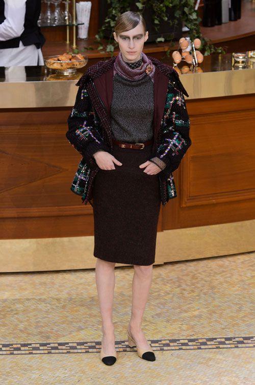 Chanel toamna iarna 2015-2016 (8) - Elle.ro