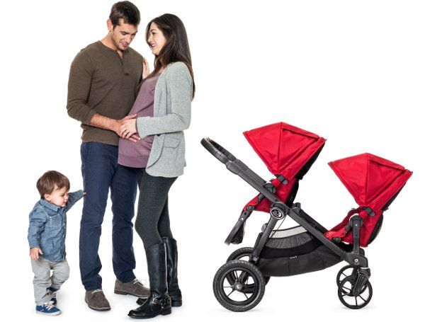 Spotlight on the very versatile City Select stroller