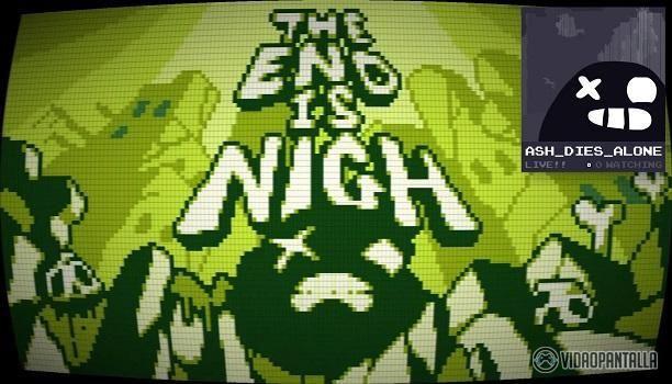 Edmund McMillen y Tyler Glaiel creadores de Super Meat Boy y Closure entre otros han publicado un gameplay de su nuevo título The End is Nigh.  En principio sabíamos que The End is Nigh iba a tratarse de una serie de desafíos de plataformas en una sola pantalla al más puro estilo Super Meat Boy pero ahora podemos hacernos una mejor idea de lo que traman.  The End is Nigh estará disponible en Steam y próximamente en Switch el 12 de julio por 1499 aunque si lo reserváis os haréis con un 10% de…