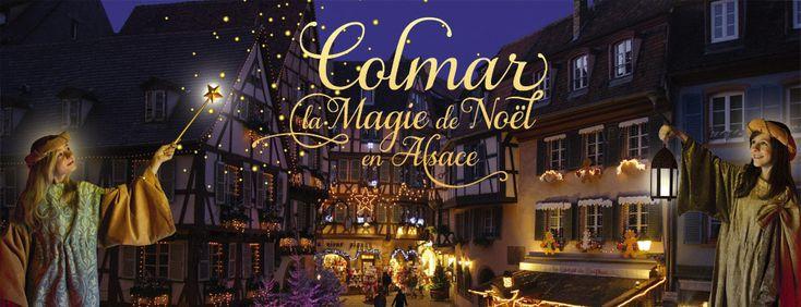 Le site Internet du Marché de Noël de Colmar