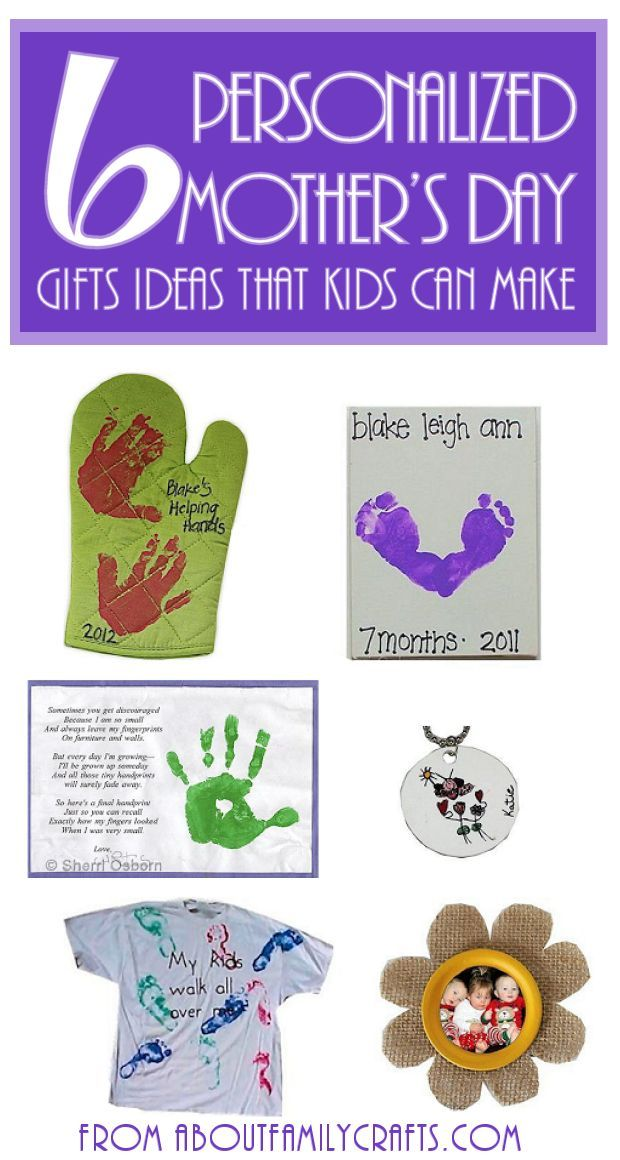 Mothers Day Crafts for Kids - The Best Ideas for Kids