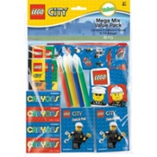 Lego City Birthday Party Favor Pack 48pc | $11.99  - ready-made option