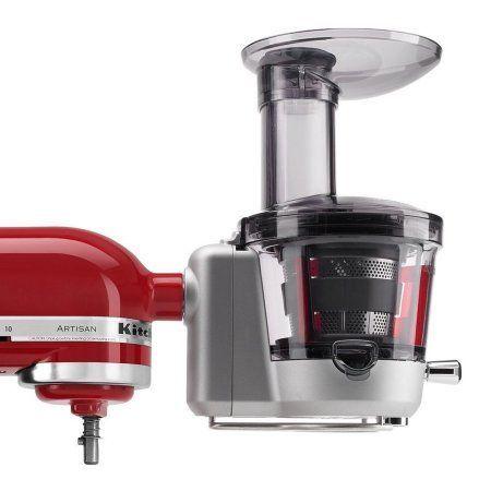 KitchenAid® Juicer and Sauce (slow juicer)