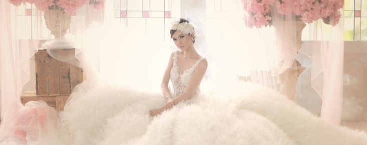 Bridal Gown by La Rose Bridal Specialist Bridal Semarang