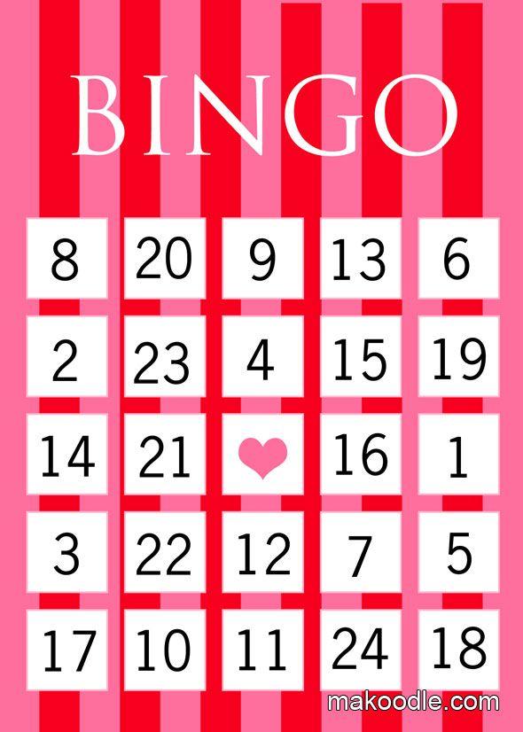 Best 25 Valentine bingo ideas – Bulk Valentine Cards