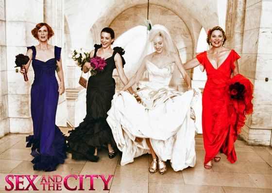 The Sex and The City Ladies