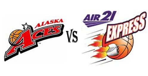 Watch PBA Alaska Aces vs Air21 Express Live Streaming