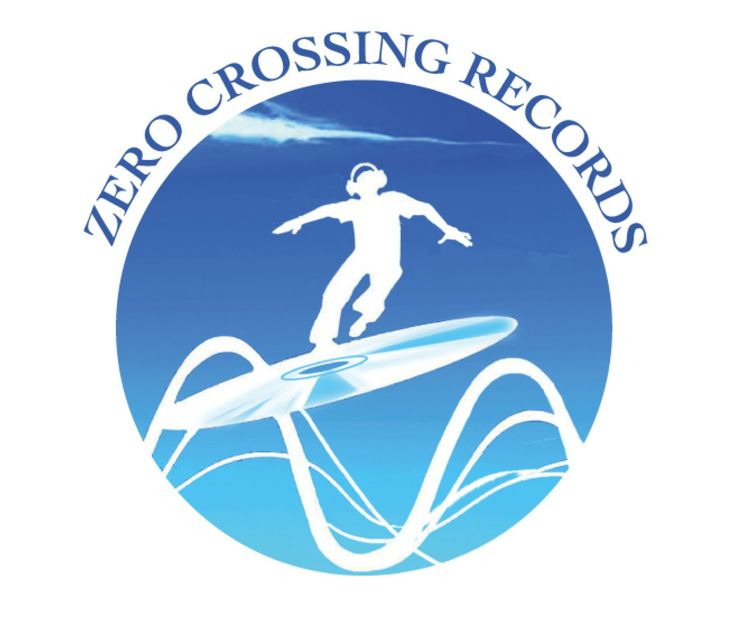 #Logo etichetta discografica Zero Crossing Records by D-ire.com