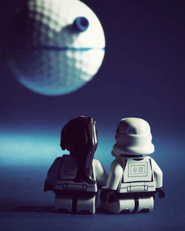 28 photographies de LEGO Star Wars par Mike Stimpson