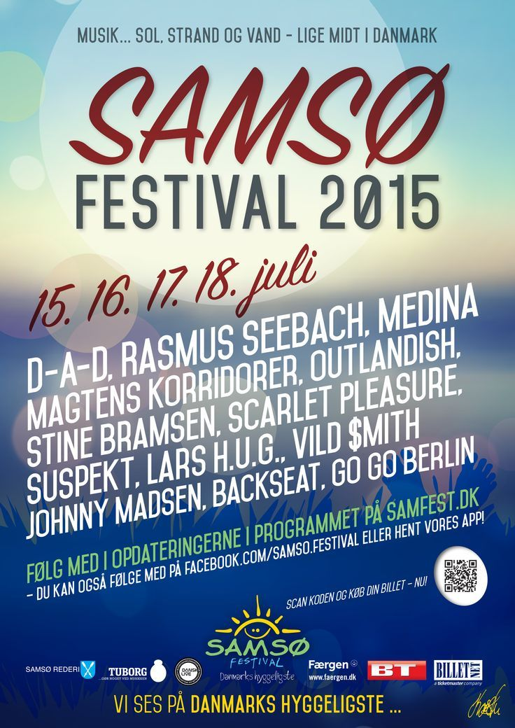 Samsø Festival 2015