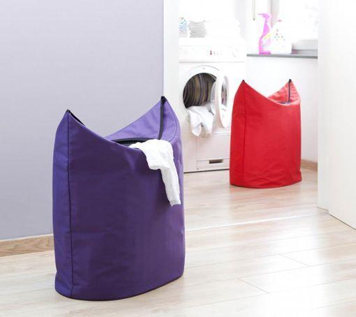 Bolsas para 'esconder' la ropa sucia - Decoratrix | Blog de decoración, interiorismo y diseño