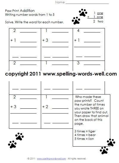 speed writing activity for grade