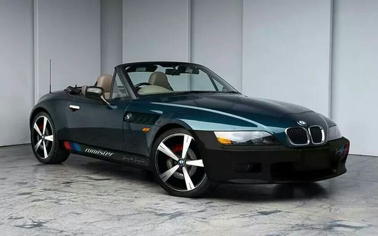 Bmw Z3 Green Bmw Roadsters Amp Coupes Pinterest Green