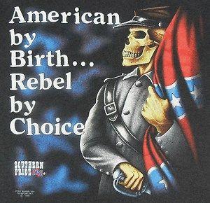 Skulls and Rebel Flags | ... HARLEY-DAVIDSON-3D-EMBLEM-REBEL-FLAG-SKULL-MOTORCYCLE-BIKER-T-SHIRT-L