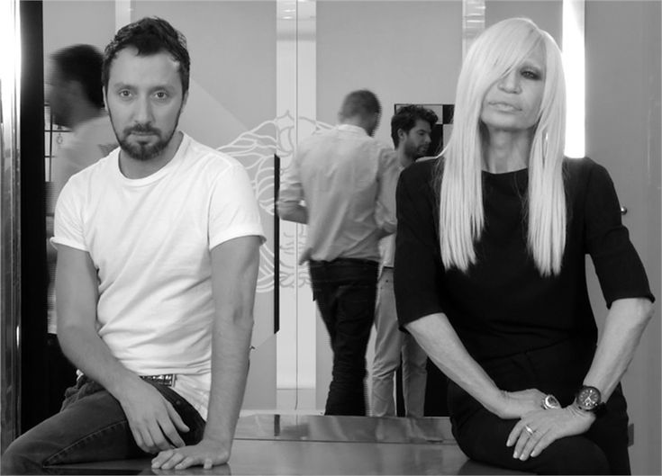 Anthony Vaccarello X Versus Versace - Vogue.