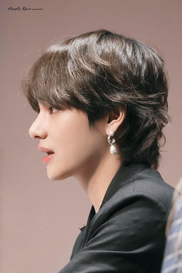Epingle Par Anaelle Sur Bts Taehyung Idees Cheveux Longs Coupe De Cheveux Courte Idees De Coiffures