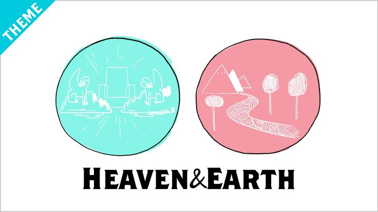Animated Explanation of 'Heaven & Earth'