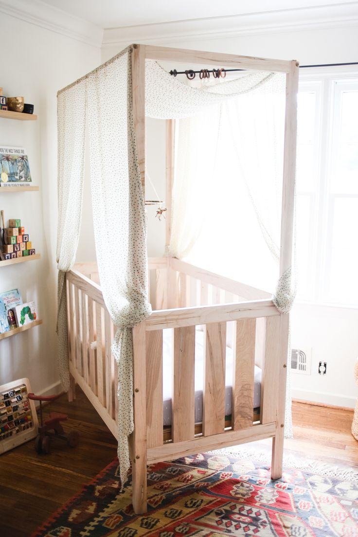die besten 17 ideen zu himmel f r babybett auf pinterest. Black Bedroom Furniture Sets. Home Design Ideas
