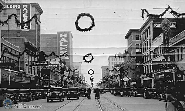Downtown OKC Christmas