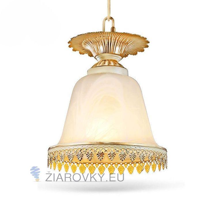 Svietidlo je vyrobené na žiarovky s päticami E27, čo je najpoužívanejší typ pätíc žiaroviek v domácnostiach. Toto exkluzívne závesné svietidlo je vhodné pre milovníkov štýlového bývania. Dodá atmosféru ako keby ste žili na zámku. Ak chcete žiť štýlovo potom je toto štýlové svietidlo práve pre Vás.