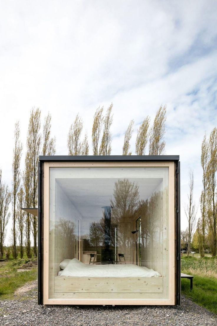 Michiel De Backer, Jakub Senkowski And Martin Mikovčák Design A Unique Home  In Bruges, Belgium
