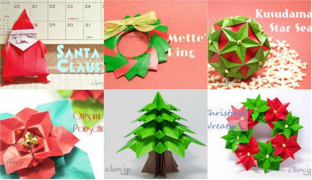 【クリスマスの折り紙】手作りが楽しいクリスマス。そんなクリスマスにぴったりの折り紙サンタクロース、クリスマスツリー、星、リースなどを折り方や作り方のコツとともにご紹介。ちょっとしたインテリアにもなる、大人が楽しめる折り紙のクリスマス作品です