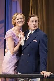Anna Louise-Plowman & Toby Stephens in Private Lives