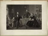 Lincoln and His Family (Thomas, Abraham, Robert Todd, and Mary Todd Lincoln).