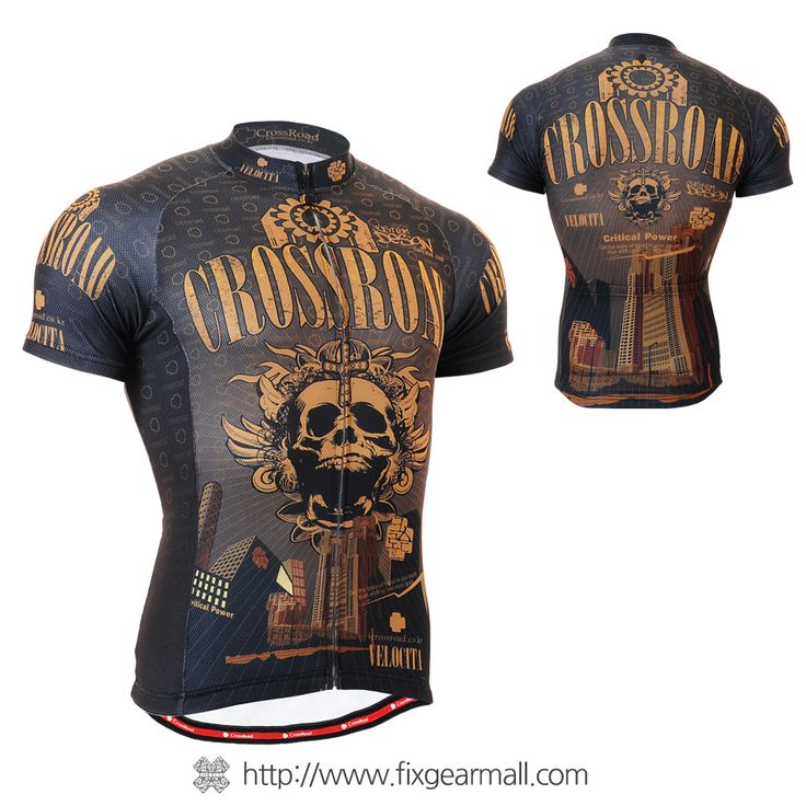 Fixgearmall - #FIXGEAR CS-2702 Men's #Cycling #Jersey Short Sleeve…