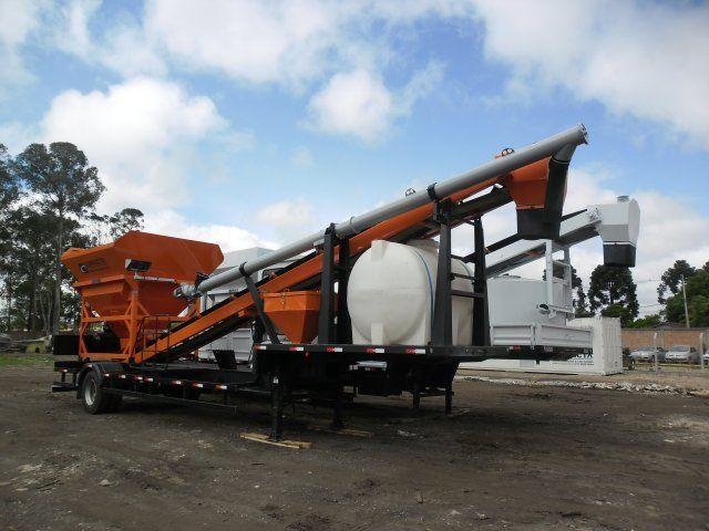 Convicta Alta tecnologia no desenvolvimento e fabricação de equipamentos para produção, transporte e bombeamento de concreto