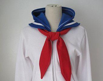 Sailor Moon Seifuku Hoodie Jacket