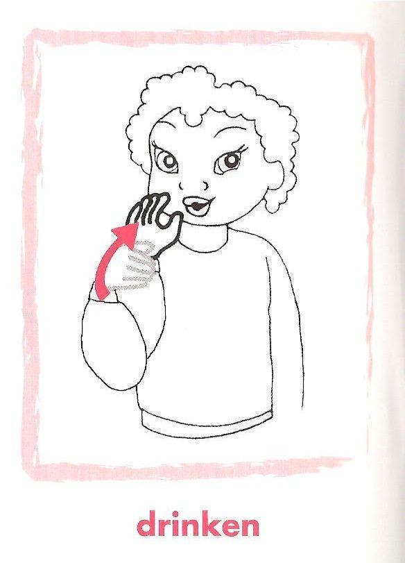 Babygebaren drinken